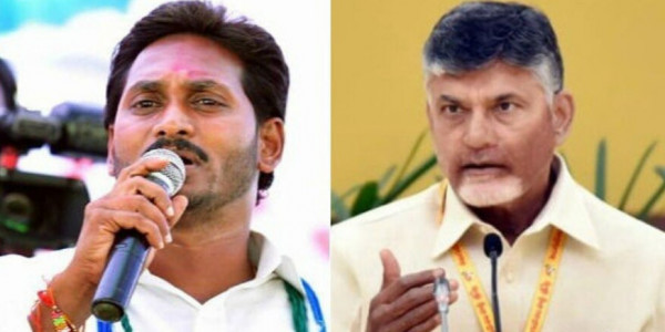 'Jagan Reddy is Acting Like a Psycho': Chandrababu Naidu Says Andhra CM Implementing 'Anti-people' Policies