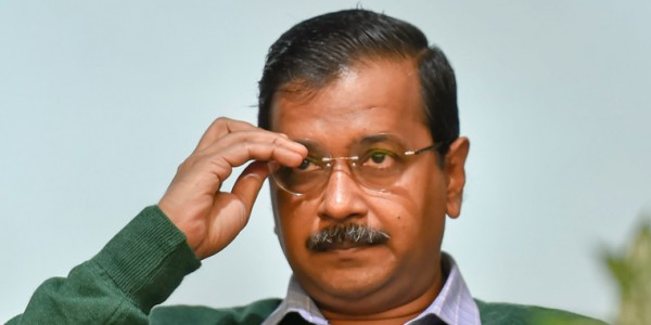 bjp-mp-did-not-raise-voice-for-sealing-kejriwal