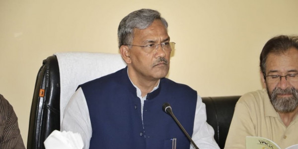 Trivendra Rawat praises efforts to re-estimate value of projects in Uttarakhand
