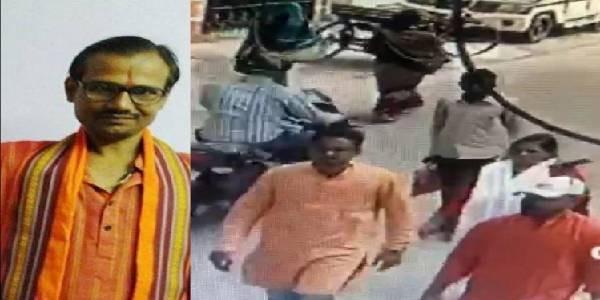 कमलेश तिवारी हत्याकांड में पुलिस को मिली एक और कामयाबी, नागपुर से संदिग्ध गिरफ्तार