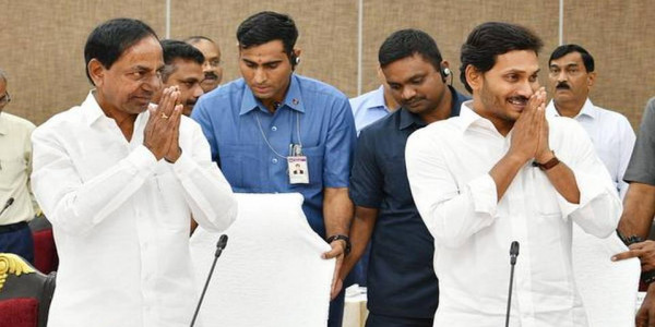 A.P., Telangana CMs to meet on Sept. 24 on water, post-bifurcation issues