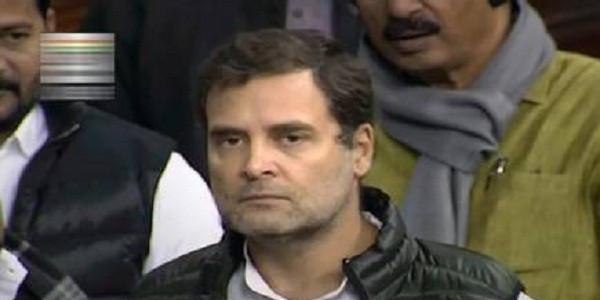 राहुल के समर्थन में आए NCP नेता