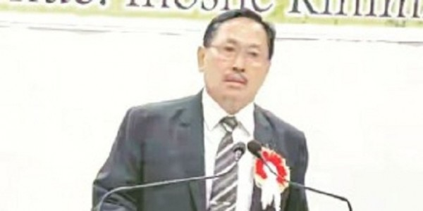 Former NPP leaders join Congress in Nagaland