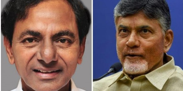 Andhra, Telangana exit polls: Delhi hopes of Naidu, KCR could be dashed