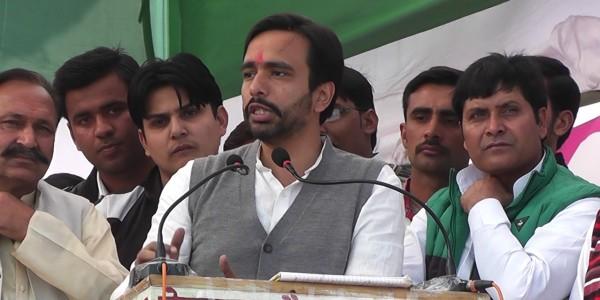 कांग्रेस से नहीं सपा-बसपा से ही रालोद का गठबंधन: जयंत चौधरी
