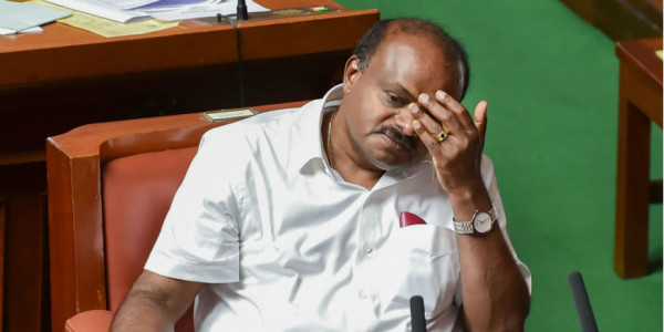 Nothing Wrong in Sending Kumaraswamy to Jail: JDS legislator SR Srinivas