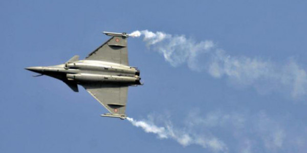 Congress notice for adjournment motion on Rafale deal in Lok Sabha