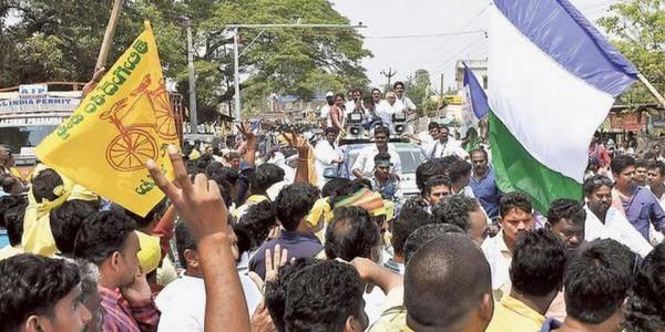 Polavaram witnesses hectic activity