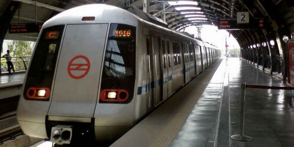 Centre Rejects Delhi Government Conditions On Metro Phase-4 Project