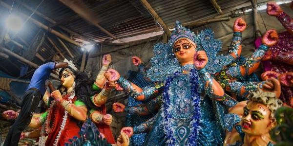 कमलनाथ सरकार का फैसला, भोपाल में नहीं लगेगी 6 फीट से ऊंची दुर्गा प्रतिमा