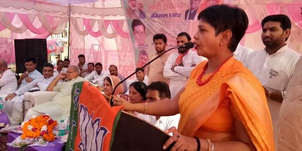 योगी के एनकाउंटर राज में डरी BJP विधायक, मांगी गई 10 लाख की रंगदारी