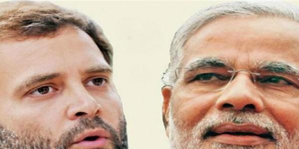 राहुल का PM पर हमला, कहा- BJP की गलत नीतियों से किसान त्रस्त और मोदी मस्त
