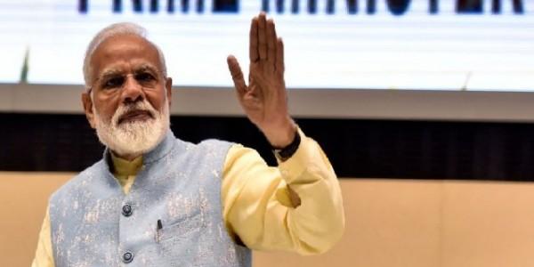 BJP की ऐतिहासिक बढ़त पर पीएम मोदी ने कहा- सबका साथ+सबका विकास+ सबका विश्वास= विजयी भारत