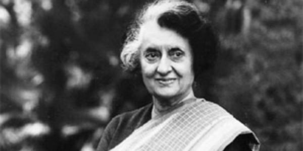 इंदिरा गांधी की जयंती आज, PM मोदी, सोनिया, मनमोहन ने दी श्रद्धांजलि