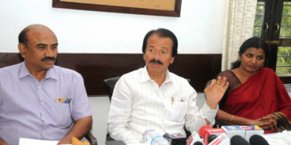A section of my party conspired to defeat me, says Former MLA Vasu