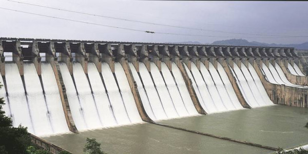 Gujarat to get nearly 2 million acre feet less water from Narmada