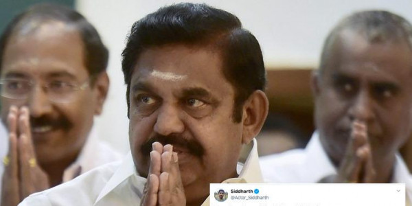 AIADMK slammed for supporting CAB that also excludes Sri Lankan Tamils