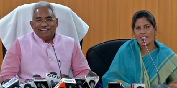 अंधा बांटे रेवड़ी, CM की समीक्षा में पता चला BJP विधायकों के क्षेत्रों में ही हुई काम