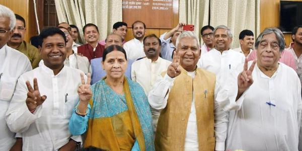 9 of 11 newly elected Bihar MLCs are crorepatis; Rabri is richest