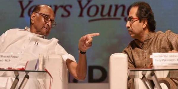 Uddhav Thackeray Meets Sharad Pawar to Discuss Govt Formation