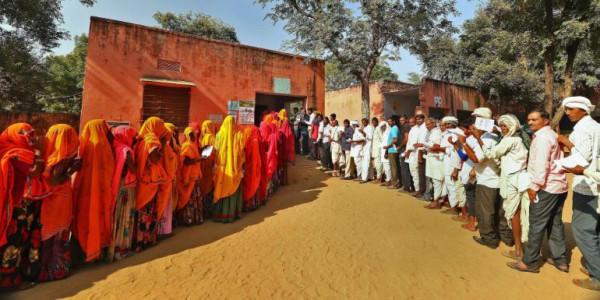 मंडावा और खींवसर सीटों पर मतदान सम्पन्न, 24 अक्टूबर को आएंगे नतीजे