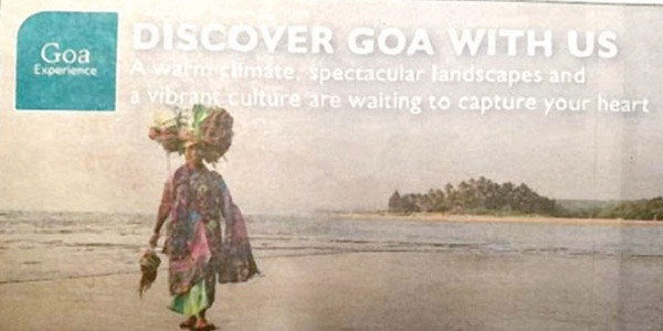 Tourism Minister condemns UK ad portraying Goa as a State of Lamanis