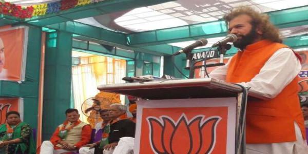 गुरदासपुर उपचुनावः सलारिया के लिए वोट मांगने पहुंचे भाजपा के दिग्गज