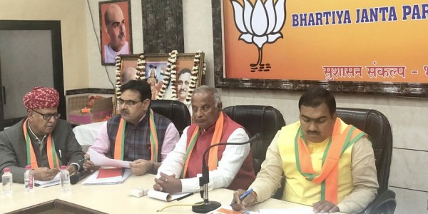bjp-panel-will-be-finalized-after-holi-for-lok-sabha-polls