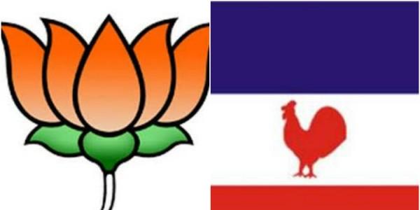 BJP's R K Ranjan, NPF's Lorho win Manipur Lok Sabha seats
