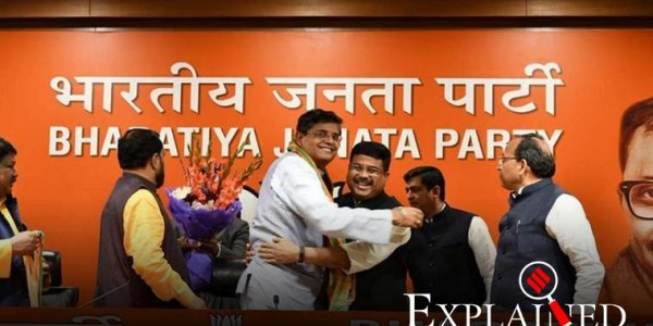 Explained: What Jay Panda brings to BJP in Odisha