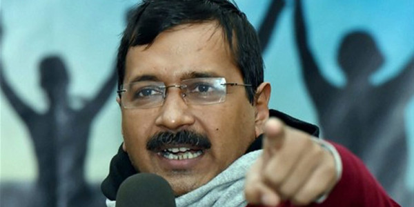 aap announces campaign for full statehood to delhi
