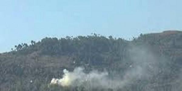 दगेबाज पाकिस्तान फिर कर रहा युद्धविराम का उल्लंघन, पुंछ एलओसी पर बरसाए गोले