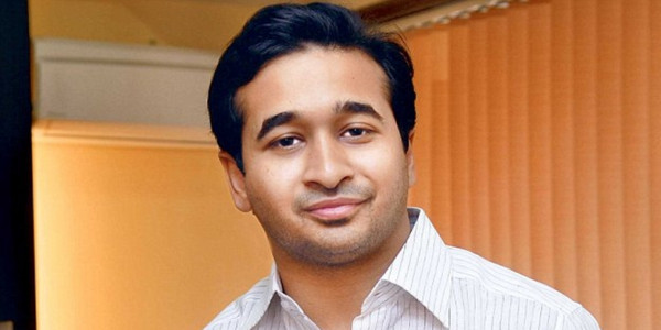 Congress decides not to take disciplinary action against Nitesh Rane