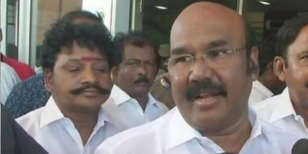 Tamil Nadu Minister again takes to cricket analogy to say AIADMK will win