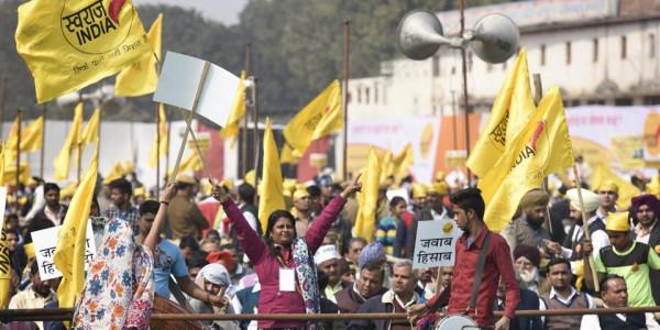 हरियाणा विधानसभा चुनावों के लिए स्वराज इंडिया की पहली लिस्ट जारी!