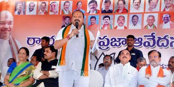 BJP bats for High Court in Rayalaseema region