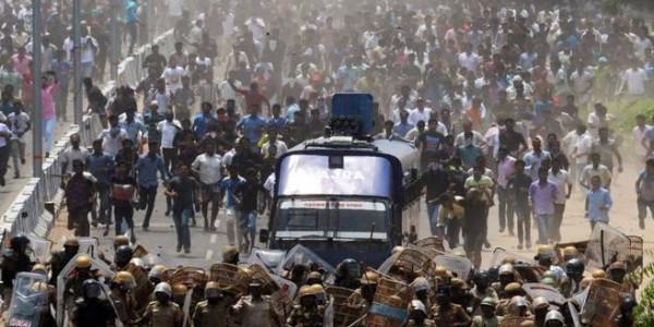 Nine killed in police firing as anti-Sterlite rally turns violent in Thoothukudi