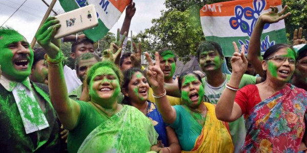 TMC and Congress Left Front Announces Candidates for Bypolls