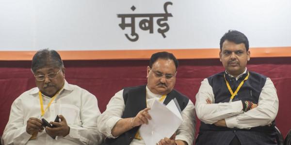 महाराष्ट्र में क्या बीजेपी की बनेगी सरकार? कोर ग्रुप की बैठक में आज होगा अंतिम फैसला