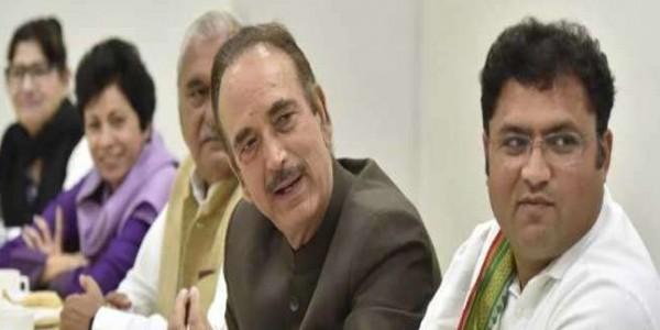 हरियाणा में कांग्रेसियों को जोधपुर हाउस की मीटिंग के नतीजों का इंतजार