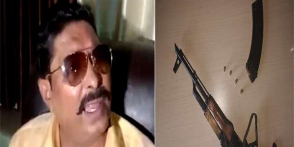 पुलिस कस्टडी में बिहार के बाहुबली MLA अनंत सिंह, दिल्ली के साकेत कोर्ट में किया सरेंडर