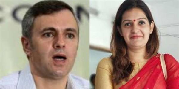 कांग्रेस प्रवक्ता प्रियंका ने पार्टी से दिया इस्तीफा, उमर ने इसे पार्टी के लिए दुर्भाग्यपूर्ण बताया