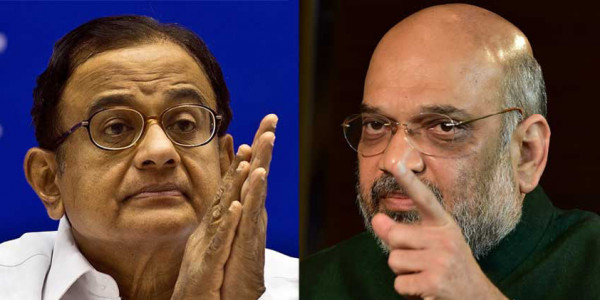 When Chidambaram was home minister and CBI went after Amit Shah
