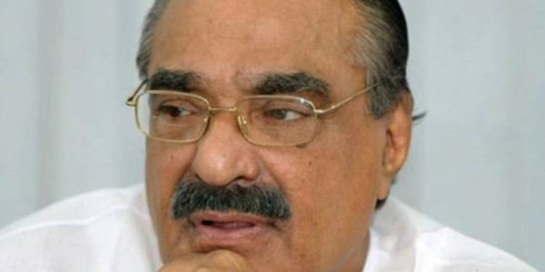 Kerala Congress (M) chief KM Mani hospitalised, reportedly in serious condition