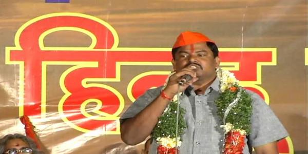 BJP विधायक बोले- जो RSS शाखा में नहीं जाता वो हिंदू नहीं हो सकता