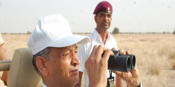 कृत्रिम हैचिंग सेन्टर से गोडावण को बचाने में होंगे कामयाब: मुख्यमंत्री