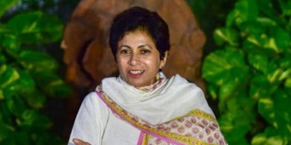 वोटिंग से पहले शैलजा का PM पर तंज- मोदी नहीं, मंदी है