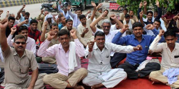 हड़ताल के 8वें दिन चढ़ा CM खट्टर का पारा, बोले- अपनी सीमा में रहें रोडवेज कर्मचारी