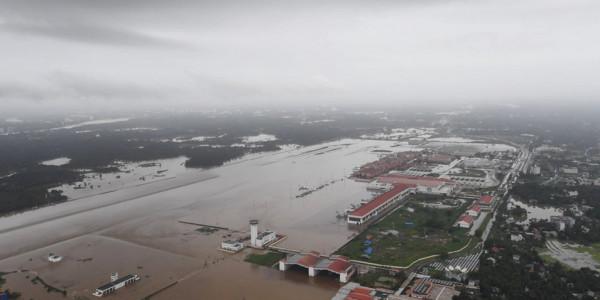 केरल बाढ़ : शुरुआती अनुमान के मुताबिक केरल को हुआ 40 हजार करोड़ रुपये का नुकसान