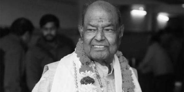 दिल्ली की राजनीति को एक और झटका, BJP के पूर्व अध्यक्ष मांगे राम का निधन